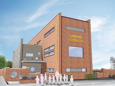 Projekt Lindens förskola