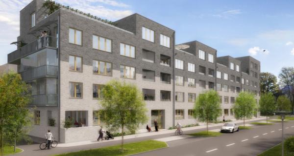 Projekt seniorboende Malmö